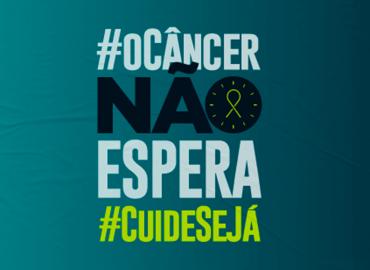 Urrmev apoia a campanha 'O Câncer Não Espera. Cuide-se Já'